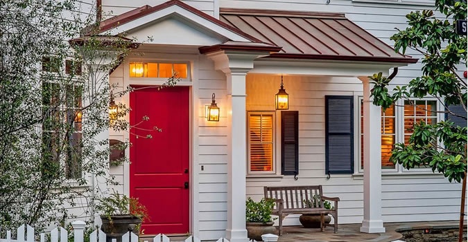 Exterior High Quality Painting Tampa Door painting in Tampa