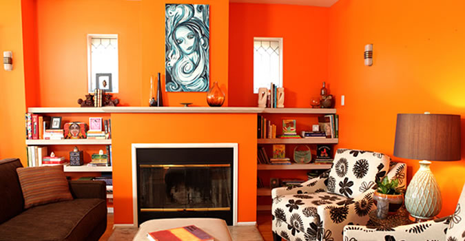 Interior Painting Services in Tampa